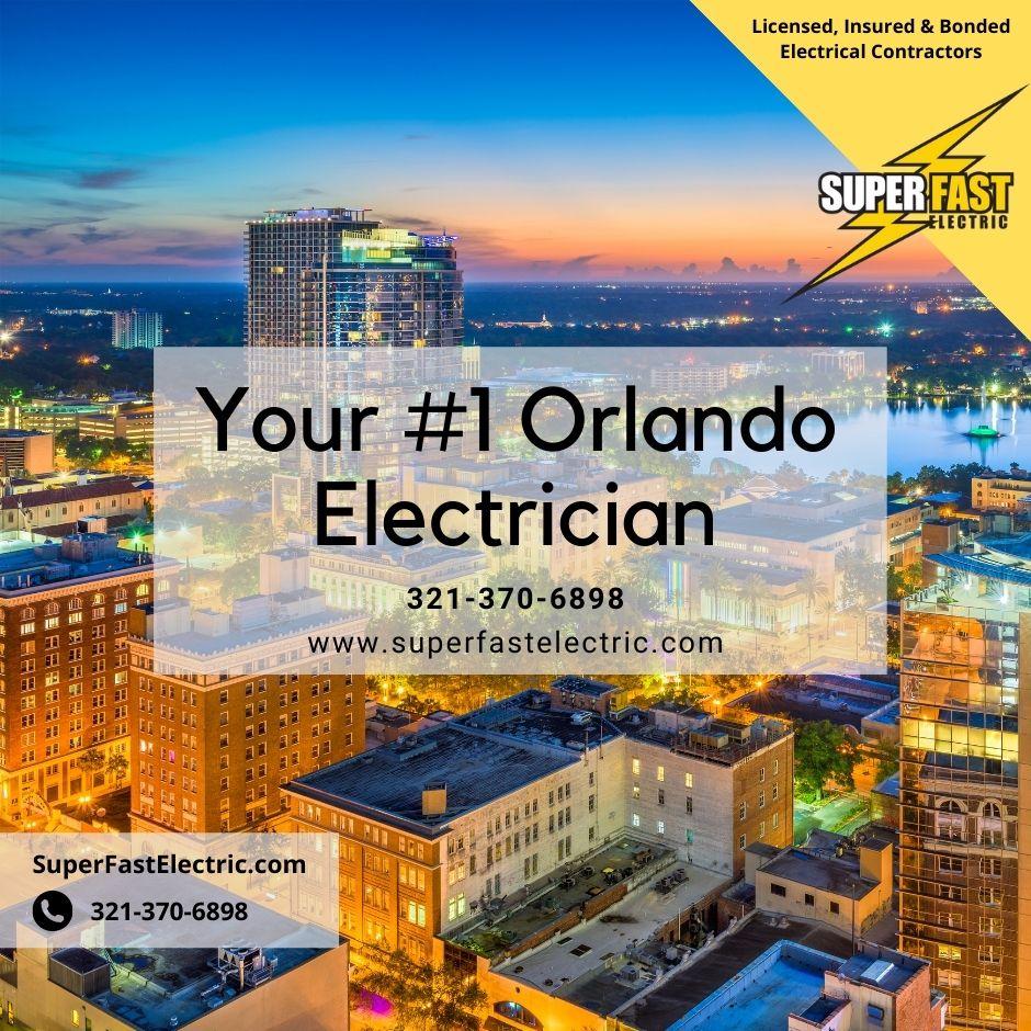 Orlando's Top Electrical Contractor