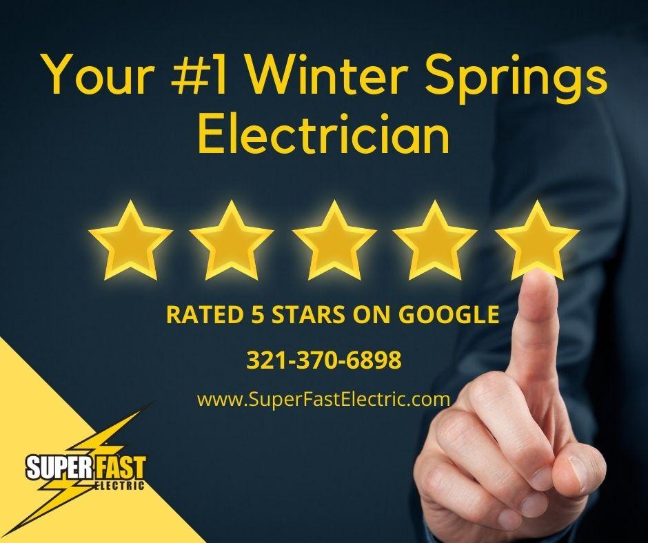 Winter Springs Electrician